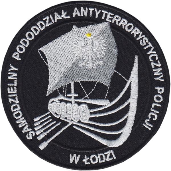 Wspaniały Emblematy mundurowe oraz naszywki mundurowe ZU16